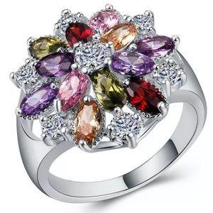 Topaz Stone Ring!